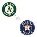 Oakland Athletics at Houston Astros