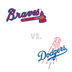 Atlanta Braves at Los Angeles Dodgers