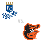 Kansas City Royals at Baltimore Orioles
