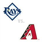 Tampa Bay Rays at Arizona Diamondbacks
