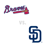 Atlanta Braves at San Diego Padres