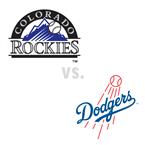 Colorado Rockies at Los Angeles Dodgers