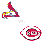 St. Louis Cardinals at Cincinnati Reds