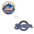 New York Mets at Milwaukee Brewers