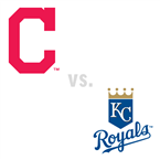 Cleveland Indians at Kansas City Royals