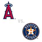Los Angeles Angels of Anaheim at Houston Astros