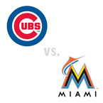 Chicago Cubs at Miami Marlins