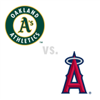 Oakland Athletics at Los Angeles Angels of Anaheim