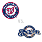 Washington Nationals at Milwaukee Brewers