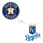 Houston Astros at Kansas City Royals