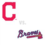 Cleveland Indians at Atlanta Braves