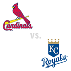 St. Louis Cardinals at Kansas City Royals