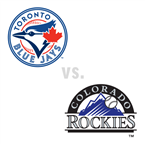 Toronto Blue Jays at Colorado Rockies
