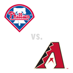 Philadelphia Phillies at Arizona Diamondbacks