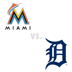 Miami Marlins at Detroit Tigers