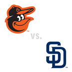 Baltimore Orioles at San Diego Padres