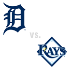 Detroit Tigers at Tampa Bay Rays