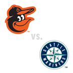 Baltimore Orioles at Seattle Mariners