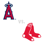 Los Angeles Angels of Anaheim at Boston Red Sox