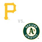 Pittsburgh Pirates at Oakland Athletics