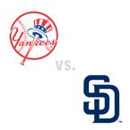 New York Yankees at San Diego Padres