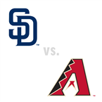 San Diego Padres at Arizona Diamondbacks