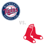 Minnesota Twins at Boston Red Sox