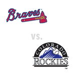 Atlanta Braves at Colorado Rockies