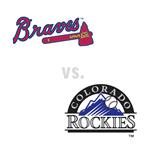 Atlanta Braves at Colorado Rockies