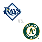 Tampa Bay Rays at Oakland Athletics