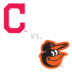 Cleveland Indians at Baltimore Orioles