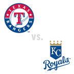 Texas Rangers at Kansas City Royals