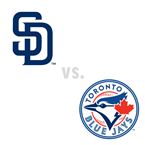 San Diego Padres at Toronto Blue Jays