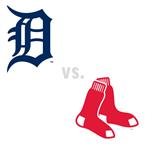Detroit Tigers at Boston Red Sox