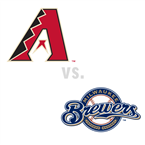 Arizona Diamondbacks at Milwaukee Brewers
