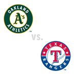 Oakland Athletics at Texas Rangers