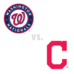 Washington Nationals at Cleveland Indians