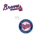 Atlanta Braves at Minnesota Twins