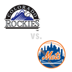 Colorado Rockies at New York Mets