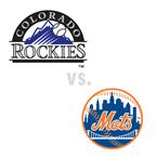 Colorado Rockies at New York Mets