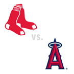 Boston Red Sox at Los Angeles Angels of Anaheim