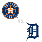 Houston Astros at Detroit Tigers