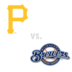 Pittsburgh Pirates at Milwaukee Brewers