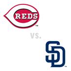 Cincinnati Reds at San Diego Padres