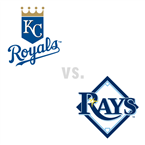 Kansas City Royals at Tampa Bay Rays