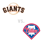 San Francisco Giants at Philadelphia Phillies
