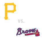 Pittsburgh Pirates at Atlanta Braves