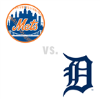 New York Mets at Detroit Tigers