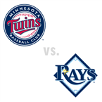 Minnesota Twins at Tampa Bay Rays