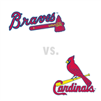 Atlanta Braves at St. Louis Cardinals